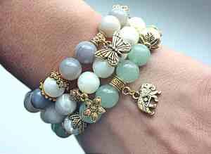 Мужские браслеты из натуральных камней своими руками